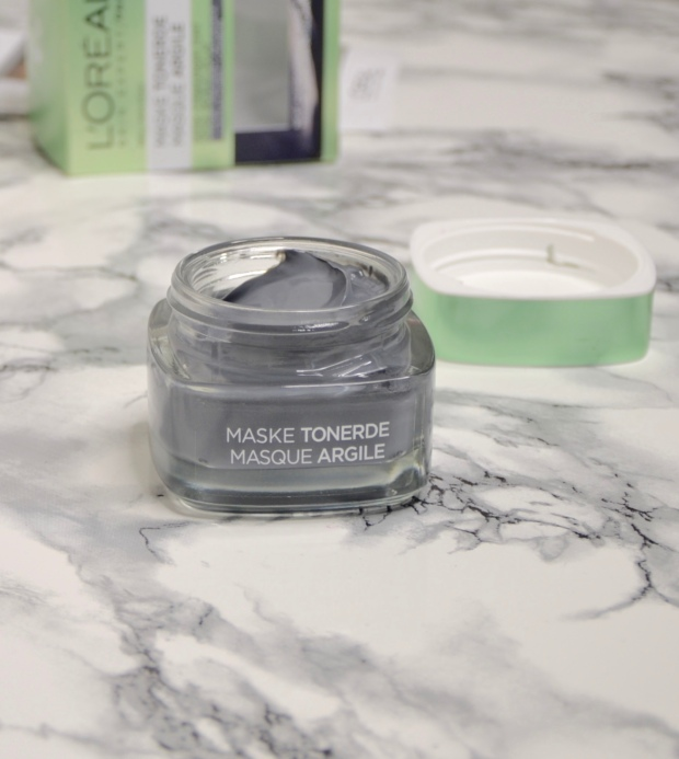 L'Oreal Detox Maske Tonerde Absolue
